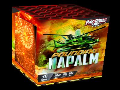 Pounding Napalm