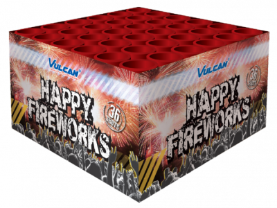 Happy Fireworks