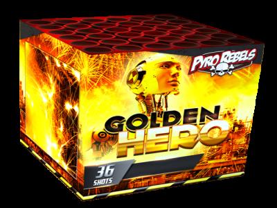Golden Hero - Kees Vuurwerk Papendrecht
