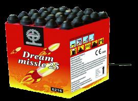 Dream missile 25