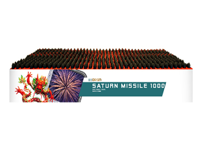 DRGN Saturn Missile 1000 schots