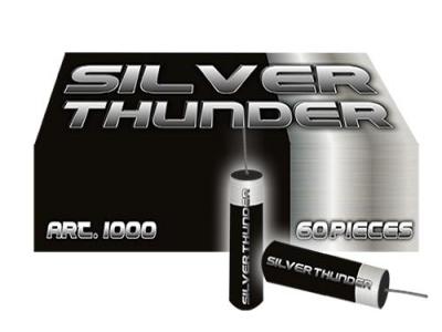 Silver Thunder rotjes