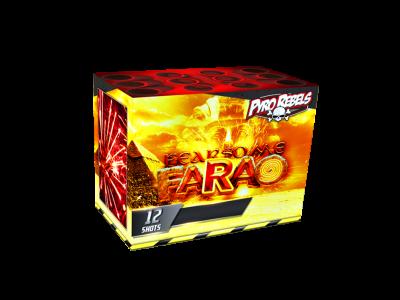 Fearsome Farao - Kees Vuurwerk Papendrecht