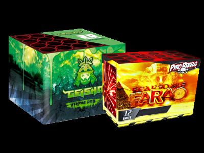 Venom + Fearsome Farao - Kees Vuurwerk Papendrecht